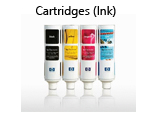 Large Format Cartridges and Toner